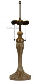 5534 Voet voor tafellamp H66cm Brons look