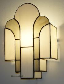 8161 Wandlamp Tiffany H32cm B21cm New York