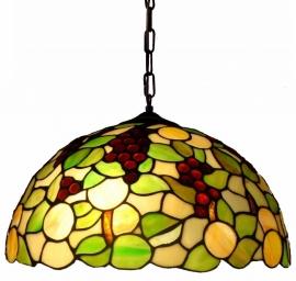 1137 97 Hanglamp Tiffany Ø40cm Redberrie