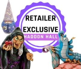 Jim Shore Haddon Hall Retailer Exclusives Figurines