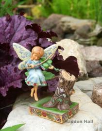 Harmony Fairy  H 11cm Jim Shore   4014983  uit 2009