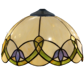 5918 Kap Tiffany Ø30cm Luna