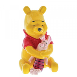 "Winnie The Pooh Spaarpot H14cm ""Best of Friends"" Enchanting Disney A30448"