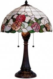 9281 Tafellamp Tiffany  H60cm Ø40cm Alba