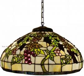 5340 Hanglamp Tiffany Ø51cm Druva
