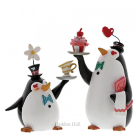 Mary Poppins Penguin Waiters H12cm Miss Mindy 6001672