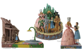 Wizard of Oz - Set van 3 Jim Shore beelden