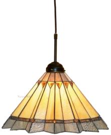 5763 Hanglamp Tiffany Ø45cm Sunrise