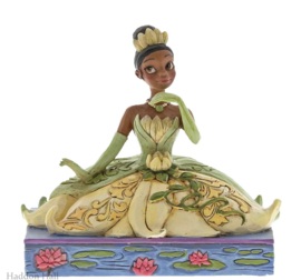 "Tiana ""Be Independent"" H10cm Jim Shore 6001279"