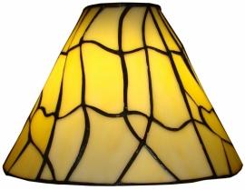5693 Kap Tiffany Ø25cm