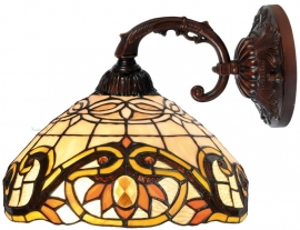 5776 8829 Wandlamp Tiffany Ø30cm Pendragon