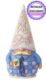 Gnome Holding Coffe Mug H13cm Jim Shore 6009586 November 2021