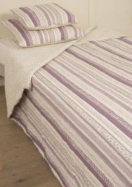 Q082 Clayre & Eef Bedsprei 260 x 260 cm Quilt Patchwork