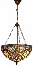 9963 8842 Hanglamp Tiffany Ø40cm Grandiflora