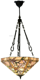 T047SHM Hanglamp Tiffany Ø42cm Clematis