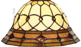 SP10007 Hanglamp Tiffany  Ø25cm Bedford