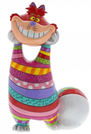 Cheshire Cat Statement  Figurine H36cm Disney by Britto  6001009 Retired