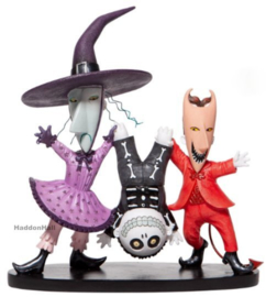 Lock, Shock & Barrel Couture de Force H19cm Disney Showcase 6006281