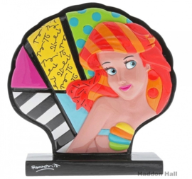 Ariel Shell Icon H12,5cm Disney by Britto 6001007