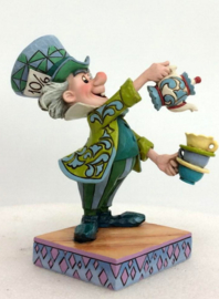 Mad Hatter H13cm Jim Shore 6001273