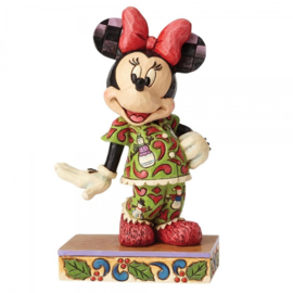 "MINNIE H 13cm ""Comfort and Joy"" Jim Shore 4057936"