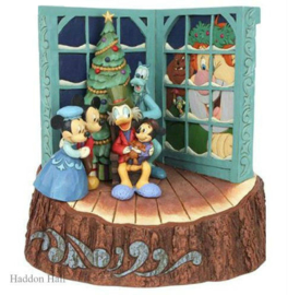 Mickey Christmas Carol H20cm Jim Shore 6007060