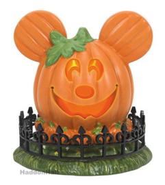 Mickey's Town Center Pumpkin H10cm D56 6007731