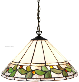 5878 97 Hanglamp Tiffany Ø42cm Herba
