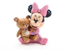 "Minnie ""Bed Time Besties"" H11,5cm JIm Shore  4049023"