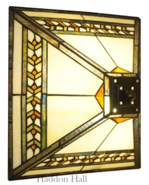 5671 Wandlamp Tiffany 36x36cm Línur