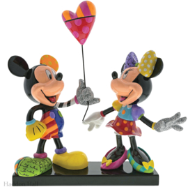 Mickey & Minnie H21cm Limited Edition