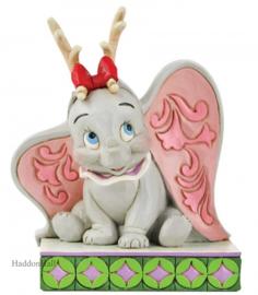 Dumbo as a Reindeer - Jim Shore 6008985 pre-order