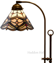 5901 Vloerlamp  met Tiffany kap Ø25cm Lancaster