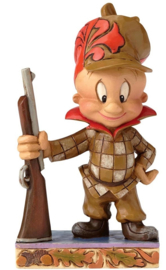 "ELMER FUDD ""Happy Hunter"" H10,5cm Jim Shore  4054867"