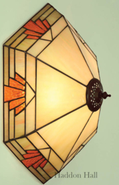 TM16FL Wandlamp Tiffany Ø43cm Nevada