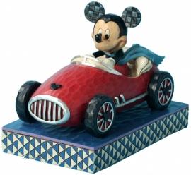 "MICKEY ""Roadster Mickey"" B16cm Jim Shore 4027949"