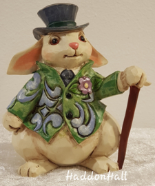 Mini Rabbit  H7,5cm Jim Shore 4021448