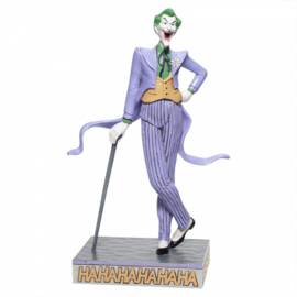 The Joker figurine H21cm Jim Shore 6007091