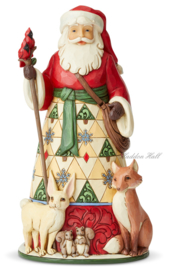 Event Exclusive - Santa Animals - Jim Shore 6005246