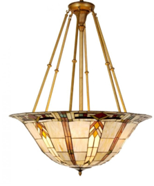 Super grote Tiffany hanglamp Ø92 cm 5561
