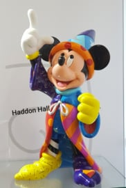 Mickey Sorcerer Statement Figurine H41cm! Disney by Britto 6007259