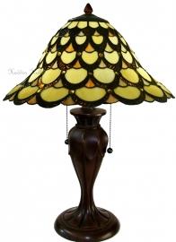 5814 Tafellamp Tiffany H58cm 40cm Bodiam