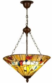 "TG62L-8842 Hanglamp Tiffany Ø50cm ""Bernwood"""