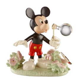 Mickey's Backyard Bubbles H11cm Disney by Lenox