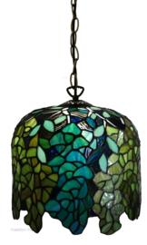 COT04 97 Hanglamp Tiffany Ø24cm Wisteria