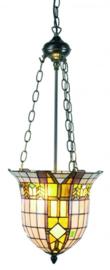 5455 Hanglamp Tiffany Ø30cm Zak model
