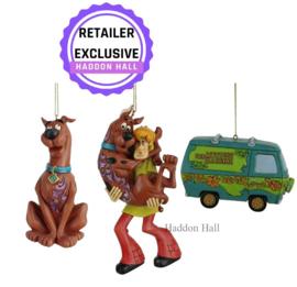 Scooby Doo - Set van 3 Hanging Ornament - Jim Shore