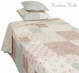 Q108 Clayre & Eef Bedsprei 300 x 260 cm Quilt Patchwork