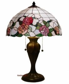 9281 Tafellamp Tiffany H58 Ø40cm Alba