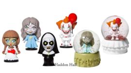 Horror - Set van 6 Warner Bros . figurines H10cm